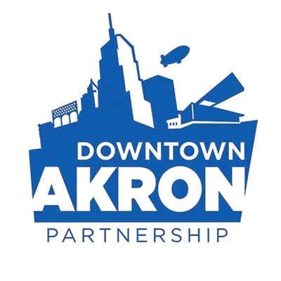 Downtown Akron Partnership Slide Image
